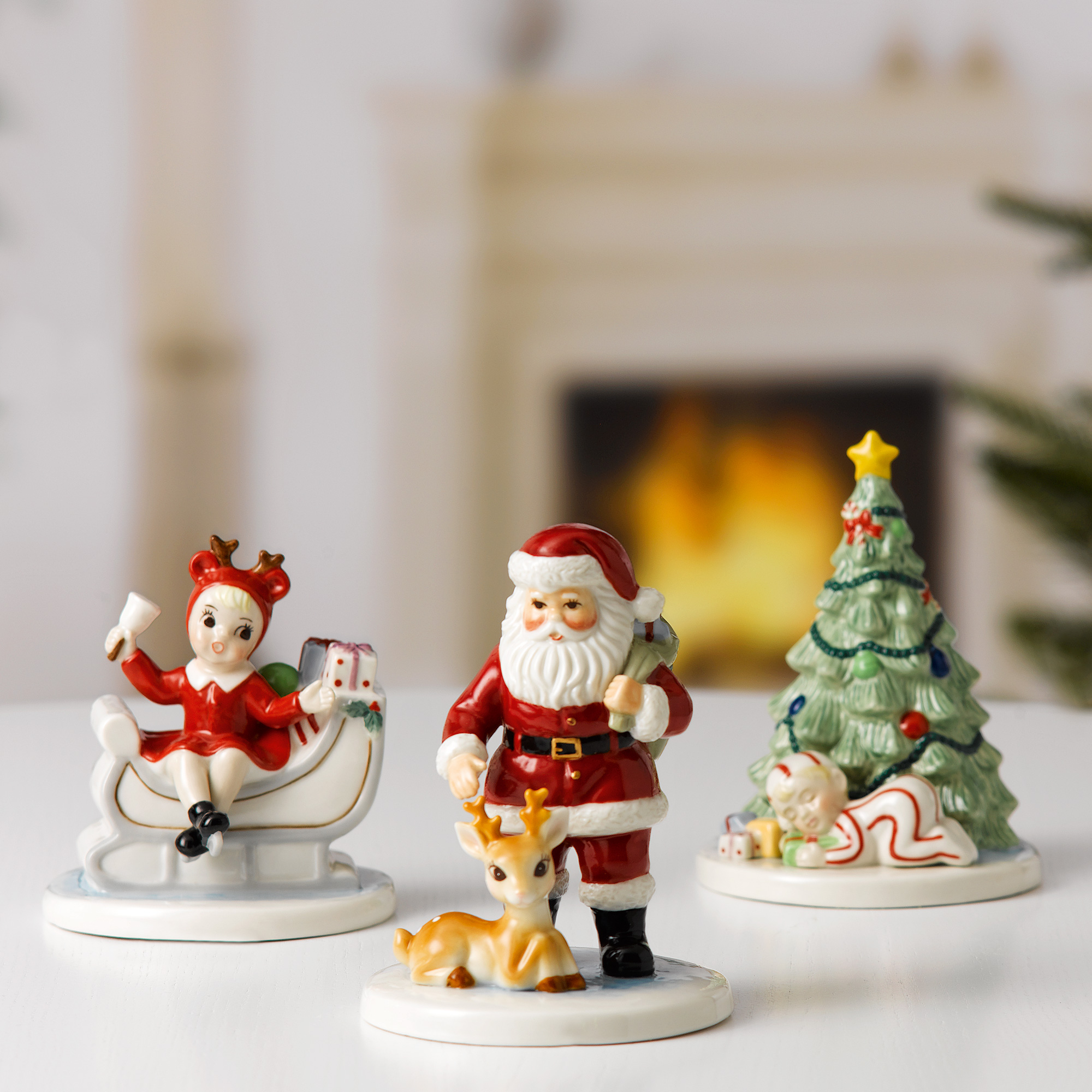 Sleigh Full of Gifts NF006 – Royal Doulton Figurine | Seaway China ...