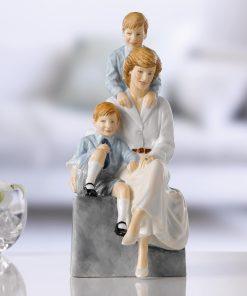 A Loving Mother HN5857 - Royal Doulton Figurine