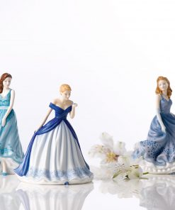 Thoughtful Dreams (Petite) HN5851 - Royal Doulton Figurine