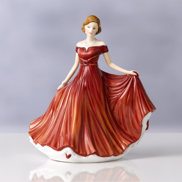 Sweet Memories (Petite) HN5850 - Royal Doulton Figurine