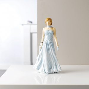 The People's Princess HN5856 - Royal Doulton Figurine