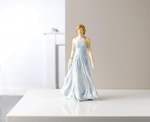 The People's Princess HN5856 - Royal Doulton Figurine