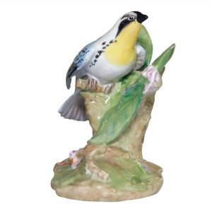 Yellow Throated Warbler HN2546 - Royal Doulton Animal