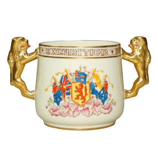 George VI Eliz LVC Scotland - Commemorative