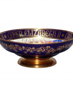 Queen Elizabeth II Bowl - Commemorative