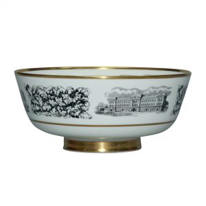 Silver Wedding Bowl - Commemorative