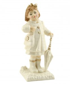 After The Rain HN4226 - Royal Doulton Figurine