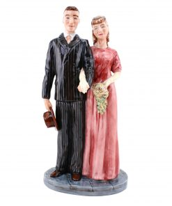 Civilian Wedding HN5022 - Royal Doulton Figure