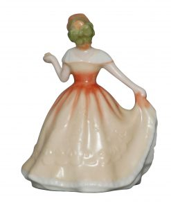 Deborah M253 - Royal Doulton Figurine