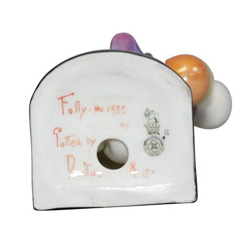 Folly HN1335 - Royal Doulton Figurine