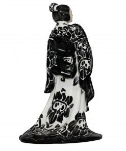 Japanese Lady HN634 - Royal Doulton Figurine