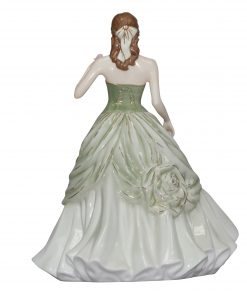 Katie (Compton & Woodhouse Lady of the Year 2008) HN5118 - Royal Doulton Figurine