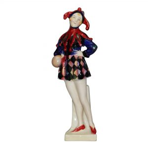 Lady Jester HN1221 - Royal Doulton Figure