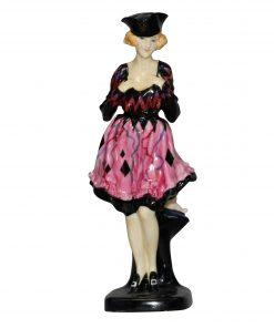 Mam'selle HN786 - Royal Doulton Figurine
