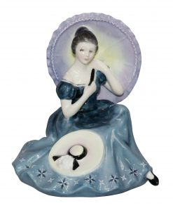 Pensive Moment (Colorway) HN2704 - Royal Doulton Figurine