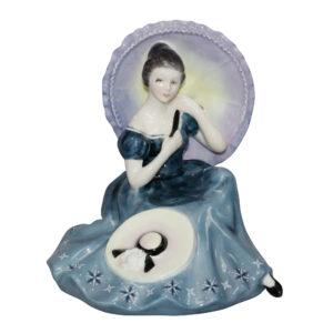 Pensive Moment (Colorway) HN2704 - Royal Doulton Figurine