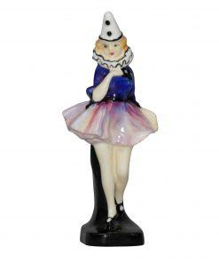 Pierrette (Miniature) HN795 - Royal Doulton Figurine