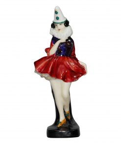 Pierrette (Miniature Colorway) HN795 - Royal Doulton Figurine
