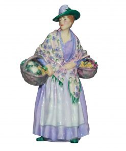 Romany Sue HN1758 - Royal Doulton Figure