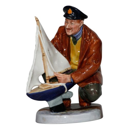 Sailor's Holiday (Colorway) HN2442 - Royal Doulton Figurine