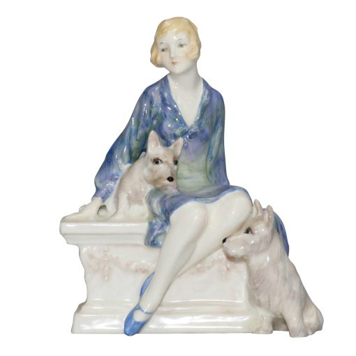Scotties HN1349 - Royal Doulton Figurine
