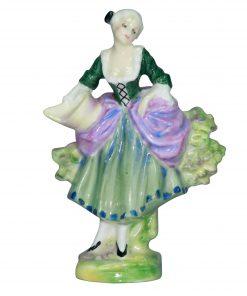 Shepherdess M018 - Royal Doulton Figure