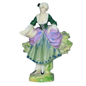 Shepherdess M018 - Royal Doulton Figure