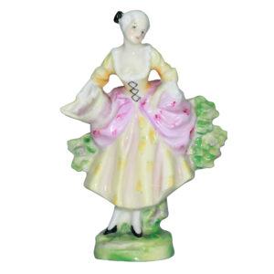 Shepherdess M020 - Royal Doulton Figure
