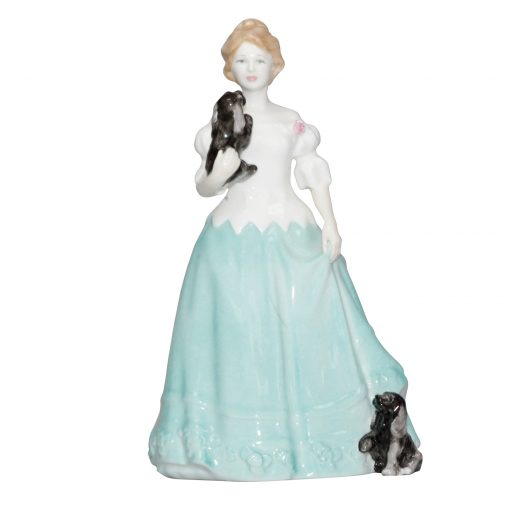 Take Me Home (Colorway) - Royal Doulton Figurine