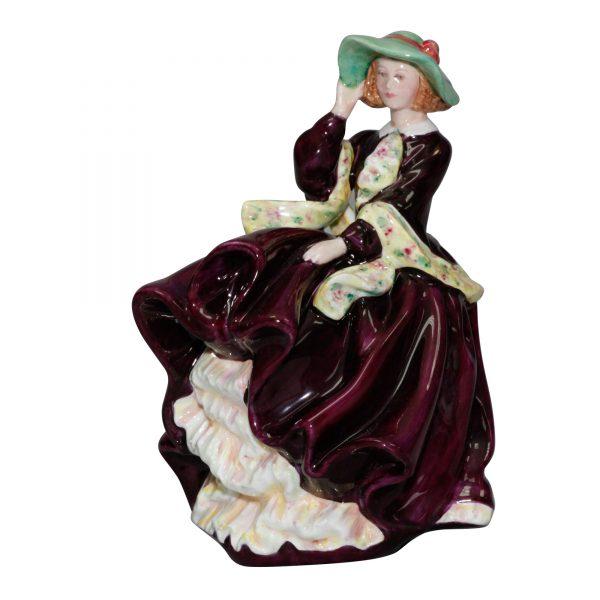 Top o' the Hill HN1833 - Royal Doulton Figurine