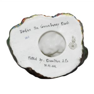Under the Gooseberry Bush HN0049 - Royal Doulton Figure