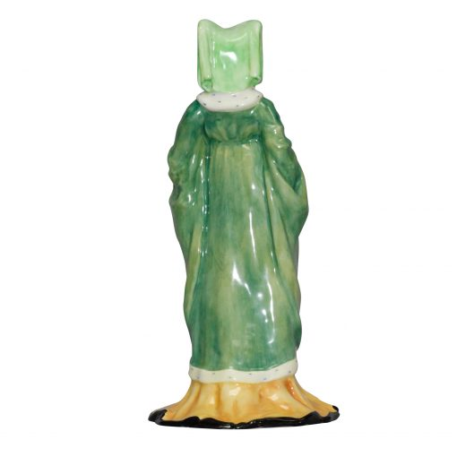 Woman of the Time of Henry VI HN43 - Royal Doulton Figurine