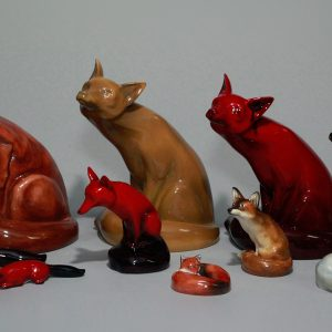 Royal Doulton Fox Hunting