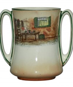 Dickens Artful Dodger Vase 5.5H - Royal Doulton Seriesware