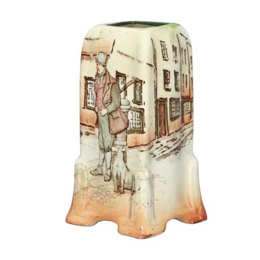 Dickens Bill Sykes Posy Vase 4H - Royal Doulton Seriesware