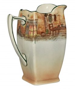 Dickens Fagin Pitcher 6.5H - Royal Doulton Seriesware