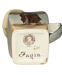 Dickens Fagin Pitcher 6.5H - Royal Doulton Seriesware