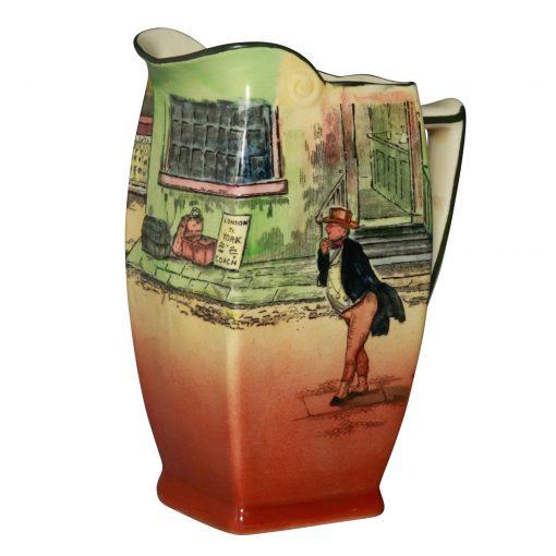 Dickens Mr Pickwick Jug 6H - Royal Doulton Seriesware