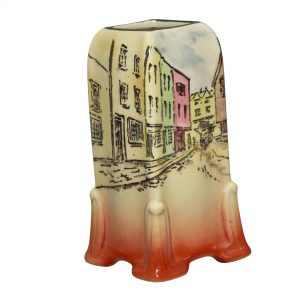 Dickens Old Peggoty Posy Vase - Royal Doulton Seriesware