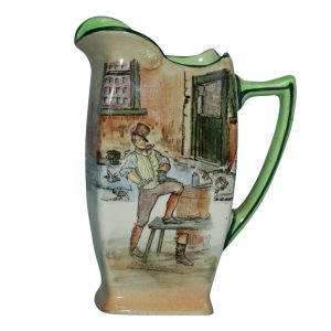 Dickens Sam Weller Pitcher 5H - Royal Doulton Seriesware