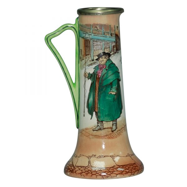 Dickens Tony Weller Pitcher 8.75H - Royal Doulton Seriesware
