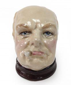 Head of Churchill Bust - Michael Sutty Bust