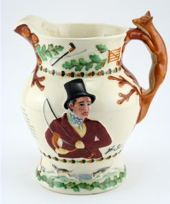 Crown Devon Musical Jug John Peele