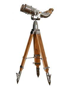 20x120 (70 Degree) Japanese Binoculars on Wood Tripod