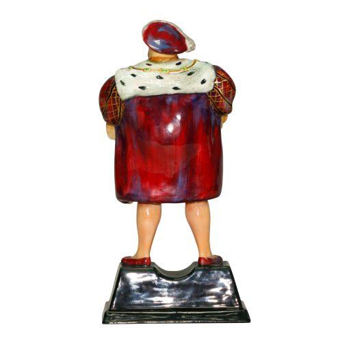 Henry VIII HN1792 - Royal Doulton Figurine
