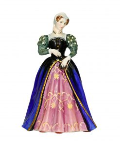 Mary Queen of Scots PTP - Royal Doulton Figurine