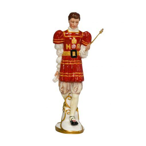 Yeoman of the Guard PTP - Royal Doulton Figurine