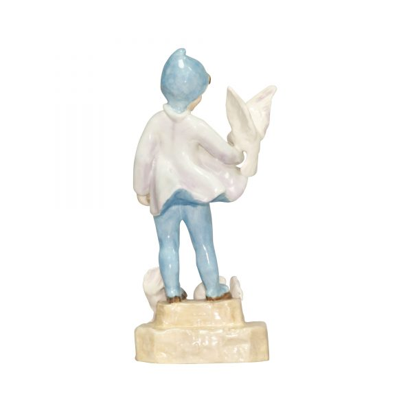 Fantails RW3760 - Royal Worcester Figurine