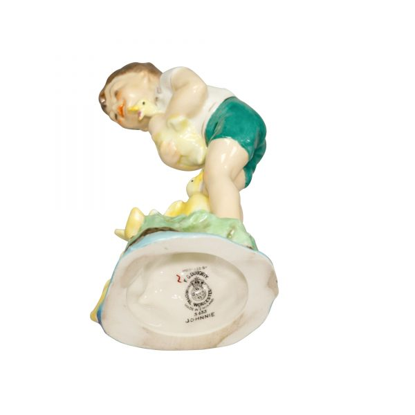 Johnnie RW3433 - Royal Worcester Figurine