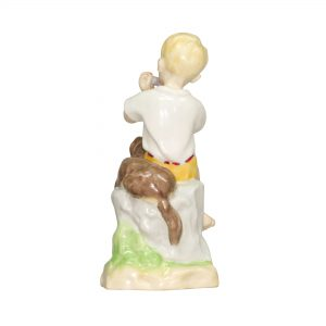 June RW3456 - Royal Worcester Figurine